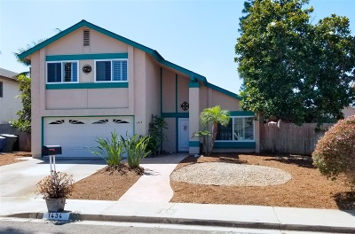 Encinitas Single Family Home For Sale: 1434 Kings Cross