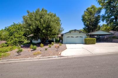 San Marcos Single Family Home For Sale: 540 Wildhorse Lane