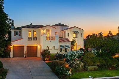 Single Family Home For Sale: 17152 Blue Skies Rdg