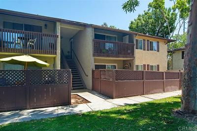 San Diego County Attached For Sale: 321 Rancho Dr #36
