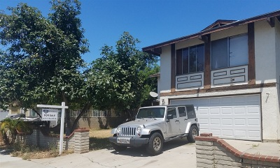 San Diego Single Family Home For Sale: 2872 Sewell Avenue