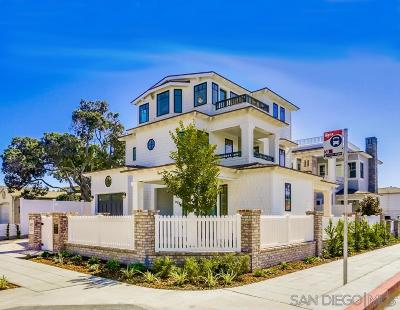 San Diego Single Family Home For Sale: 803 Law St