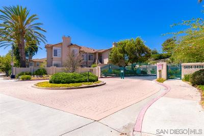 Oceanside Attached For Sale: 3420 Cameo Dr #34