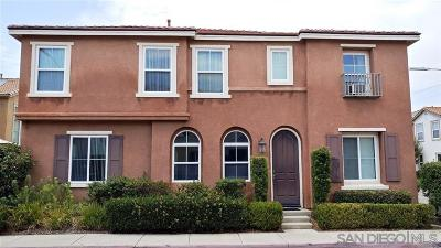 Escondido Townhouse For Sale: 451 Whitby Gln