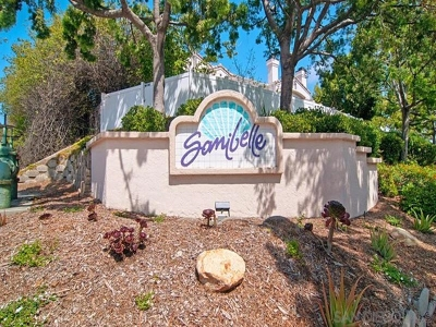 Chula Vista Townhouse For Sale: 425 Sanibelle #125