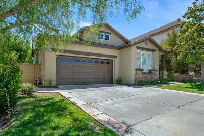 San Marcos CA Single Family Home For Sale: $845,000