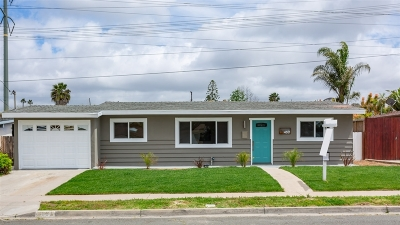 Single Family Home For Sale: 4651 Almayo Ave