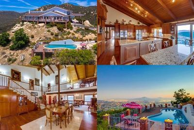 Escondido CA Single Family Home For Sale: $1,299,999