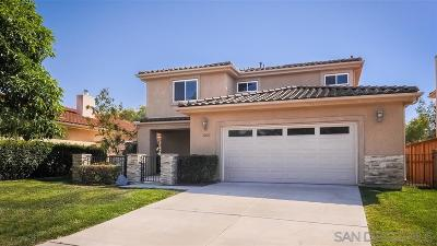 Poway Single Family Home For Sale: 12677 Oak Knoll Rd
