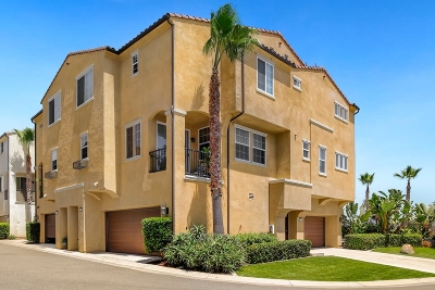 Oceanside Attached For Sale: 5073 Cascade Way #101