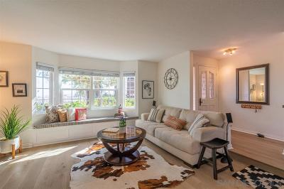 San Diego CA Attached For Sale: $614,999