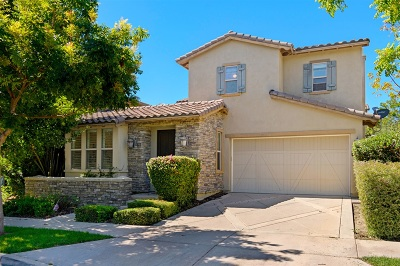San Diego CA Single Family Home For Sale: $1,020,000
