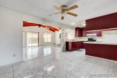 San Diego CA Single Family Home For Sale: $645,000