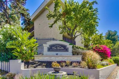 Attached For Sale: 6202 Friars Rd #106