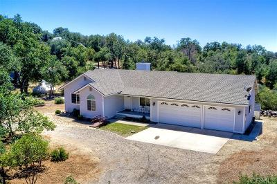 Santa Ysabel Single Family Home For Sale: 1234 Lakedale