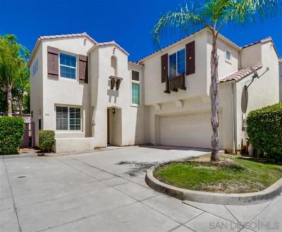 Single Family Home For Sale: 909 Teatro Cir