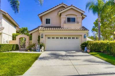 Carlsbad Single Family Home For Sale: 2964 Wintergreen Dr