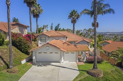 Encinitas Single Family Home For Sale: 1960 Avenida La Posta