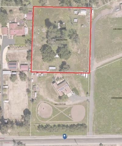 Valley Center Residential Lots & Land For Sale: 29578 Valley Center Rd #1