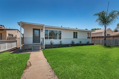 Escondido Single Family Home For Sale: 819 W 8th Ave