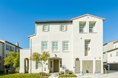 San Diego CA Attached For Sale: $619,000
