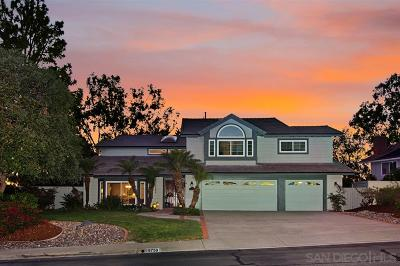 Scripps Ranch Single Family Home For Sale: 9750 Caminito Pudregal