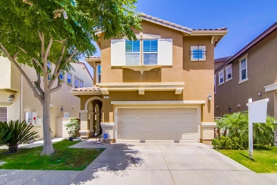 Santee Single Family Home For Sale: 10012 Merry Brooke Trail