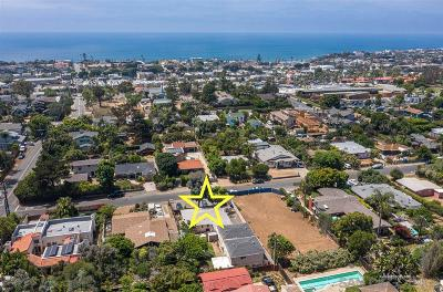 Encinitas CA Multi Family 2-4 For Sale: $2,100,000