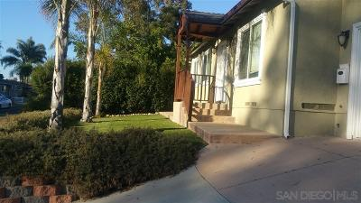 Single Family Home For Sale: 4309 Harbinson Ave