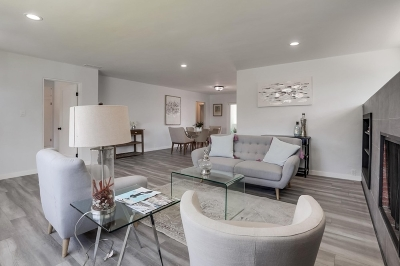 San Diego Single Family Home For Sale: 4547 El Cerrito Dr