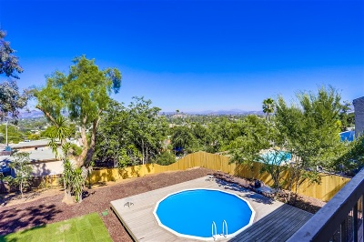 Escondido Single Family Home For Sale: 634 Schafer Pl
