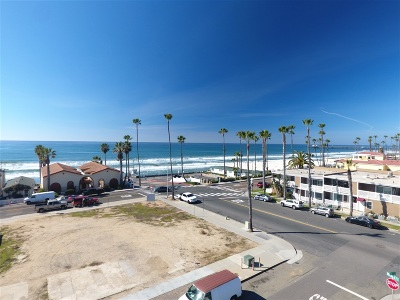 Oceanside Residential Lots & Land For Sale: 802 S Pacific #A & B