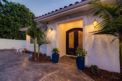 Escondido Single Family Home For Sale: 1287 W Via Rancho