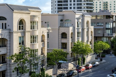 San Diego CA Attached For Sale: $1,225,000