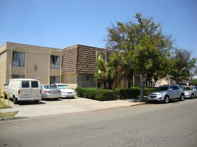 San Diego Multi Family 5+ For Sale: 4146 Highland Ave