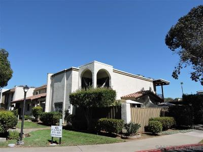 San Diego Townhouse For Sale: 5293 Mount Alifan Dr.