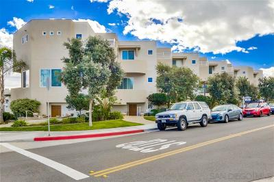 San Diego Townhouse For Sale: 1429 Locust St