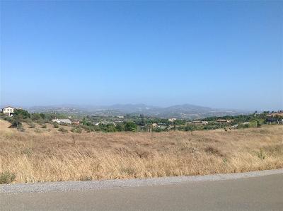 Bonsall Residential Lots & Land For Sale: Lot 2 Villa Del Cielo #2