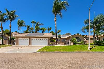 Single Family Home For Sale: 14060 Rancho Del Villa