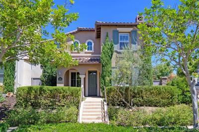 San Diego Single Family Home For Sale: 8390 Reagan Glen