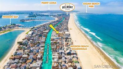 San Diego Multi Family 2-4 For Sale: 720 Redondo Ct