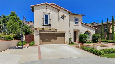 San Marcos Single Family Home For Sale: 1280 Holmgrove