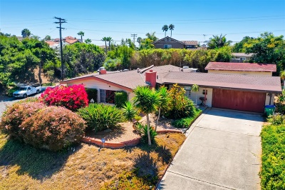 Carlsbad Single Family Home For Sale: 5395 El Arbol Dr