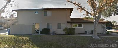 Santee Attached For Sale: 9861 Mission Greens Ct #3