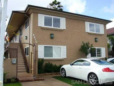 San Diego Attached For Sale: 4410 Utah St #7