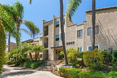 Carlsbad Attached For Sale: 2607 Pirineos Way #105