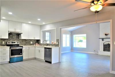 San Diego Single Family Home For Sale: 10229 Lipscomb Dr.