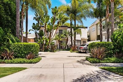 San Diego Multi Family 2-4 For Sale: 1112 - 1118 Thomas Avenue