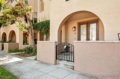 San Diego Attached For Sale: 8301 Rio San Diego Drive #9