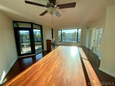 San Diego Attached For Sale: 500 W Harbor #402